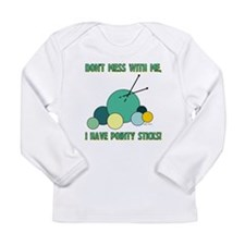 POINTY STICKS Long Sleeve Infant T-Shirt