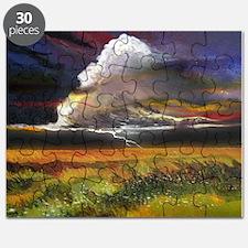 Unique Tornado Puzzle