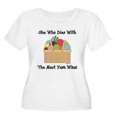 SHE WHO DIES T-Shirt