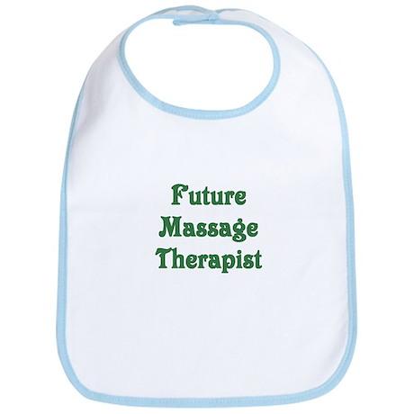 Future Massage Therapist Bib