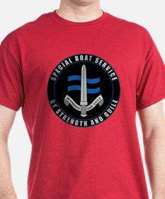 Special Boat Service T-Shirt