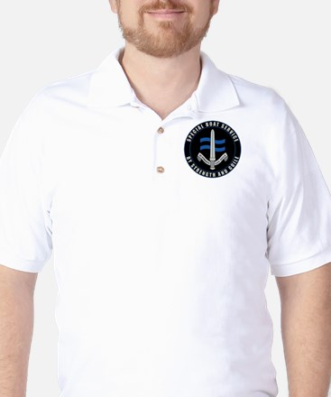 Special Boat Service Golf Shirt