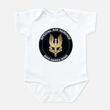Special Air Service Infant Bodysuit