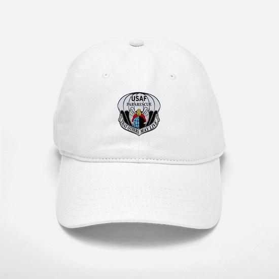 USAF PJ Logo Baseball Baseball Cap