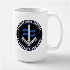 Special Boat Service MugMugs