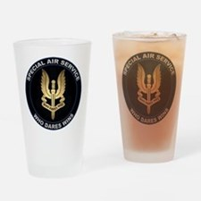 Special Air Service Drinking Glass