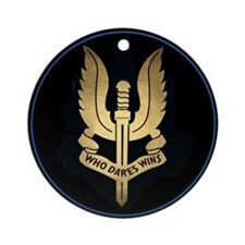 Special Air Service Ornament (Round)