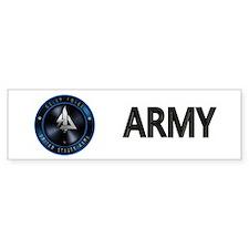 US Army Delta Force Bumper Sticker
