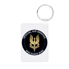 Special Air Service Keychainss