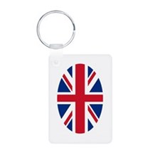 Special Boat Service Aluminum Photo Keychains
