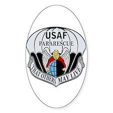 USAF PJ Logo Decal