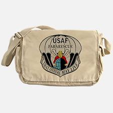 USAF PJ Logo Messenger Bag