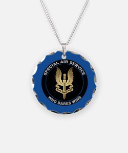 Special Air Service Necklace