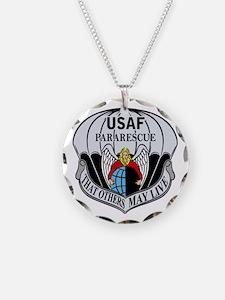 USAF PJ Logo Necklace