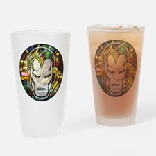 Iron Man Icon Drinking Glass