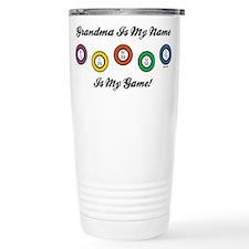 GRANDMA IS MY NAME Travel Mug
