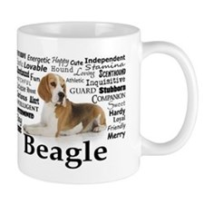 Beagle Traits Mugs