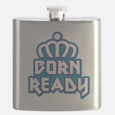 Born Ready Flask