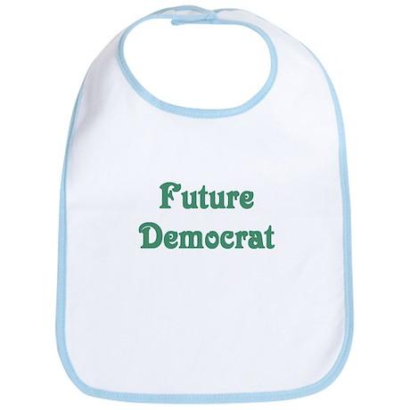 Future Democrat Bib