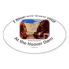 Dam Tour Decal