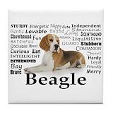 Beagle Drink Coasters