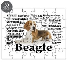 Beagle Traits Puzzle