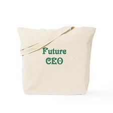 Future CEO Tote Bag