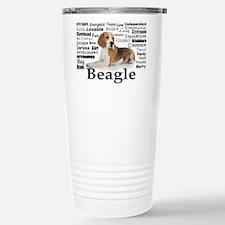 Beagle Traits Travel Mug