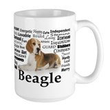 Beagle Large Mugs (15 oz)
