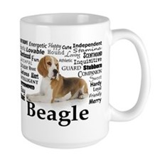 Beagle Traits Mug