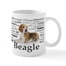 Beagle Traits Small Mug