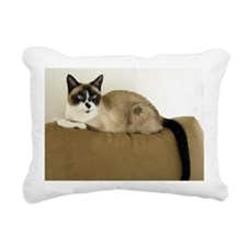 MarchSSN1 Rectangular Canvas Pillow