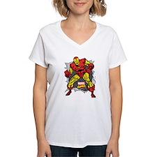 Iron Man Ripped Shirt