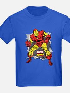 Iron Man Ripped T