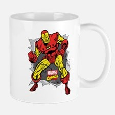Iron Man Ripped Mug