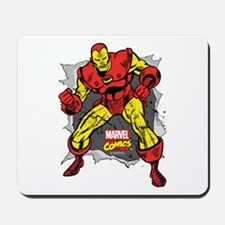 Iron Man Ripped Mousepad