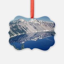 Crater Lake June 1967  Ornament