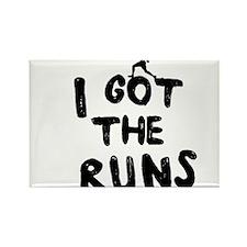 I got the runs Magnets