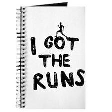 I got the runs Journal