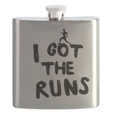 I got the runs Flask