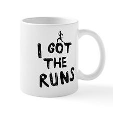 I got the runs Mugs
