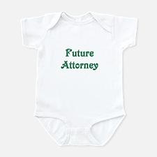 Future Attorney Infant Bodysuit