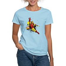 Iron Man Paint Splotch T-Shirt