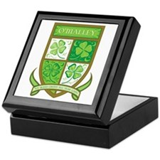 O'MALLEY Keepsake Box