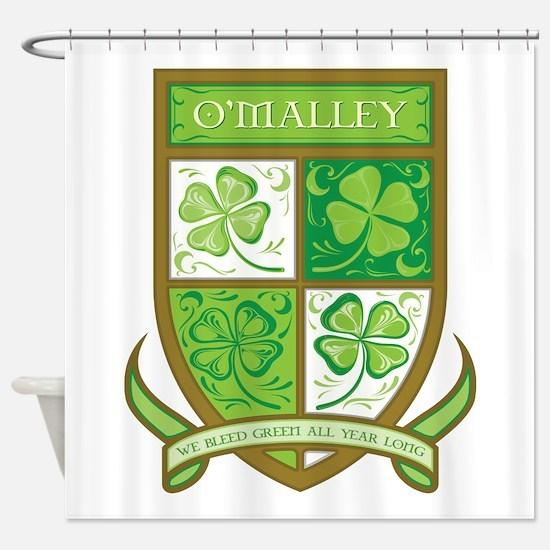 O'MALLEY Shower Curtain