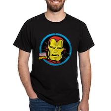 Iron Man Face T-Shirt