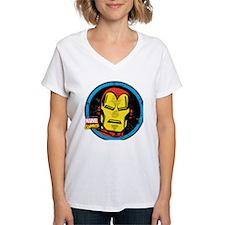 Iron Man Face Shirt