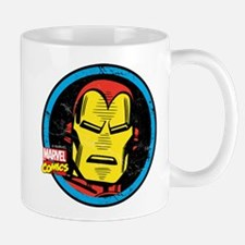 Iron Man Face Mug