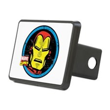 Iron Man Face Hitch Cover