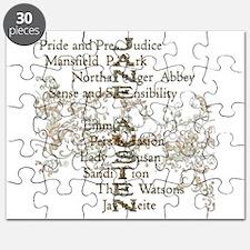 Cute Sense sensibility Puzzle